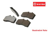 Brembo sportovní desky přední DAEWOO Espero -- 2.0i - rok výroby 95->