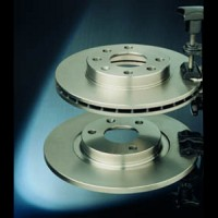 """GALFER přední brzdové kotouče řada """"DFA"""" DAEWOO Nubira / S.W. 1.6i 16V -- rok výroby 97-03 ( průměr kotouče 256mm, počet otvorů na šrouby 4 )"""