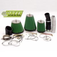 Kit přímého sání Green DAEWOO LANOS 1,5L i výkon 63kW (86hp) typ motoru A15SMS rok výroby 97-