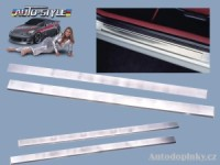 Autostyle nerezové ochranné prahové lišty Daewoo Tacuma -- od roku výroby 00- ( 4dílná sada )
