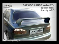 Zadní spoiler křídlo Daewoo Lanos sedan -- rok výroby 97-01 (340-0261)