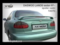 Zadní spoiler křídlo Daewoo Lanos sedan -- rok výroby 97-01