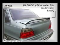 Zadní spoiler křídlo s brzdovým světlem Daewoo Nexia sedan -- rok výroby 95-97