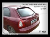 Zadní spoiler křídlo Daewoo Nubira I 5dv. -- rok výroby 97-99